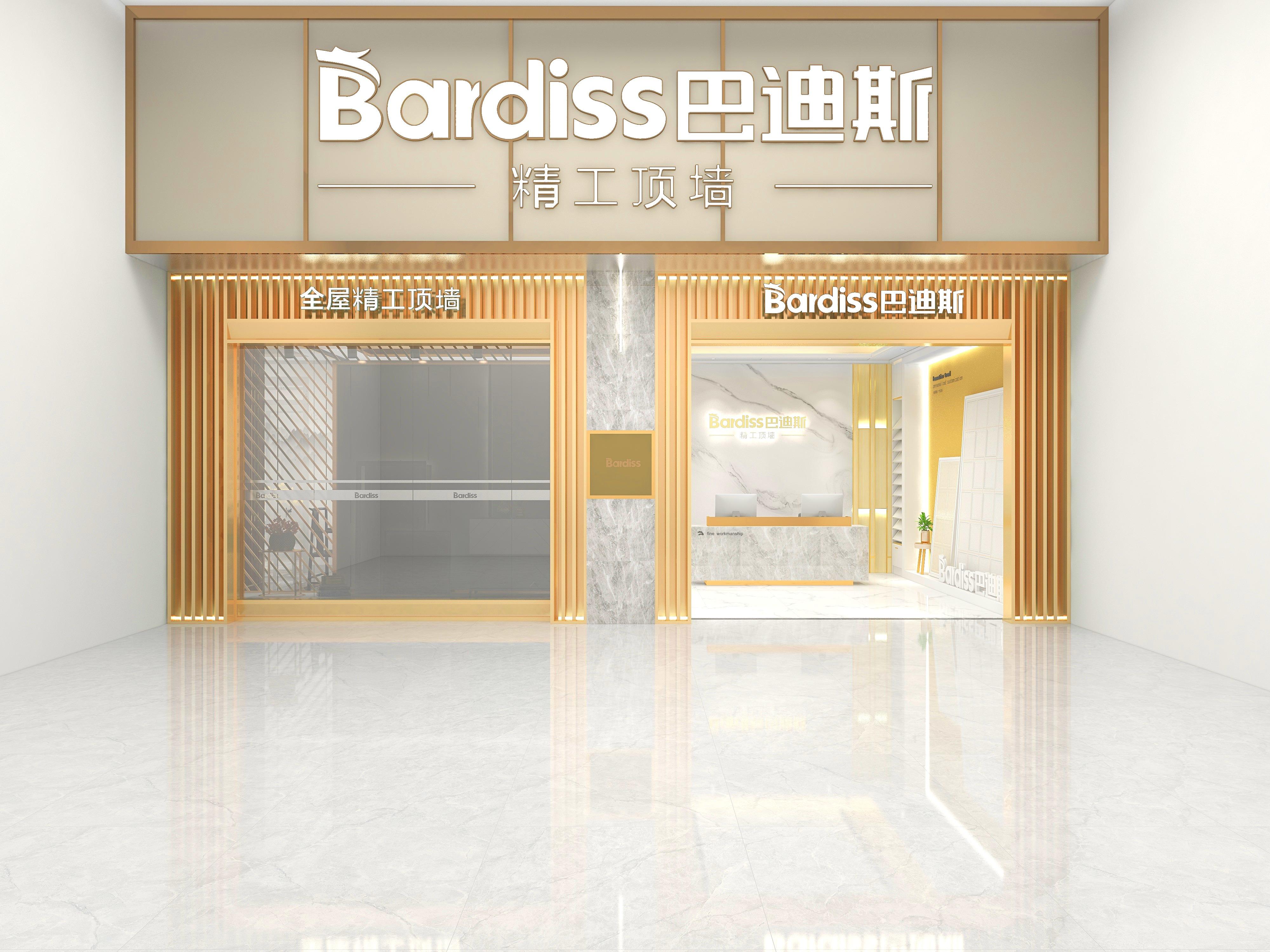 广西陆川●6代店|装修效果全景图